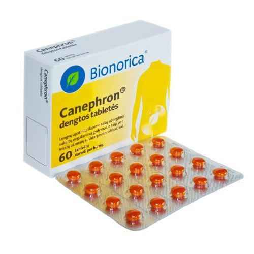 ar galima vartoti kanefroną su hipertenzija